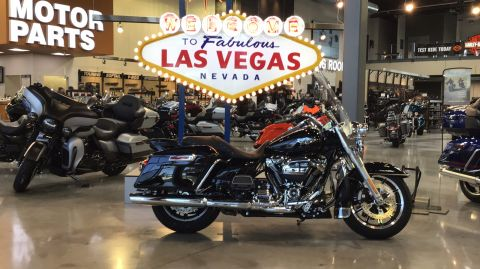 2018 Harley-Davidson Road King