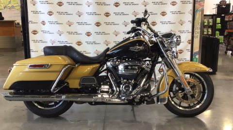 Pre-Owned 2017 Harley-Davidson Touring Road King FLHR