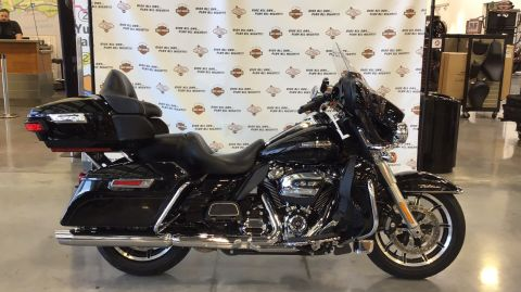 2018 Harley-Davidson Electra Glide Ultra Classic