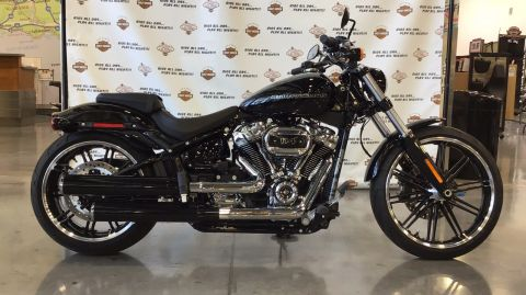 Pre-Owned 2018 Harley-Davidson Softail Breakout 114 FXBRS